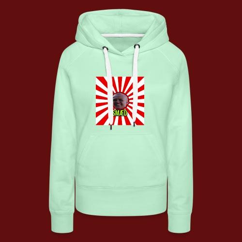 Limited Edition - Smæd T-shirt - Premium hettegenser for kvinner