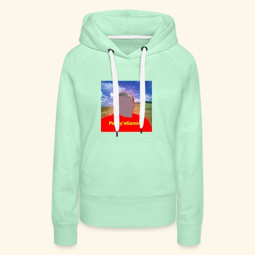 cartoon of myself - Women's Premium Hoodie