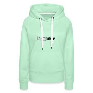 Des.Co - Women's Premium Hoodie