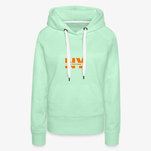 feel the Vibes - Frauen Premium Hoodie