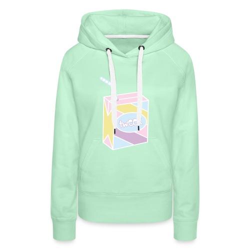 tweek juice box - Frauen Premium Hoodie