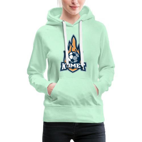 Komet - Frauen Premium Hoodie
