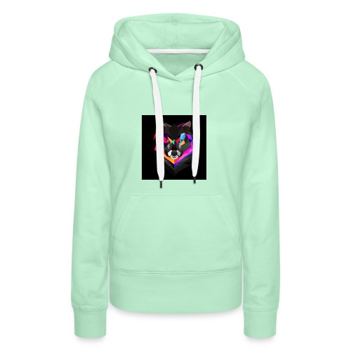 Akrix t-shirt official - Sweat-shirt à capuche Premium pour femmes