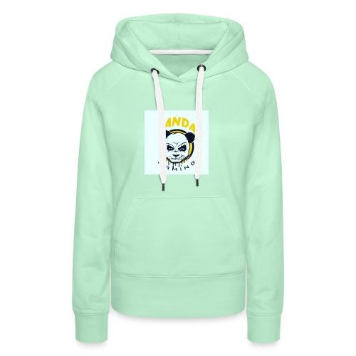 Panda GamingYT Logo - Frauen Premium Hoodie