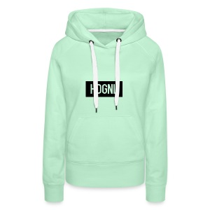 HDGamingNL Shirt Logo - Vrouwen Premium hoodie