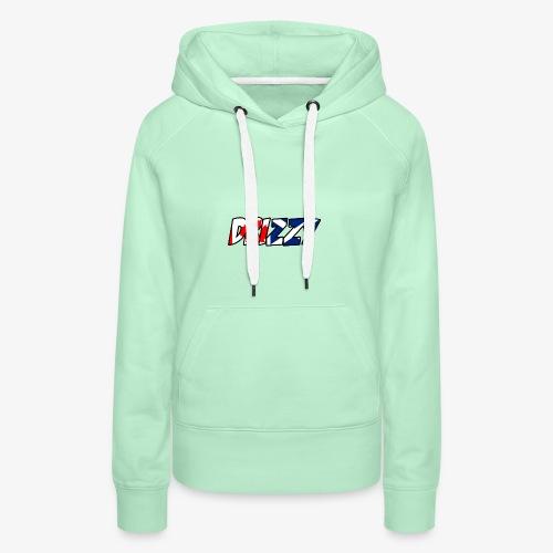 Scotland And Canada Drizzy Logo - Women's Premium Hoodie