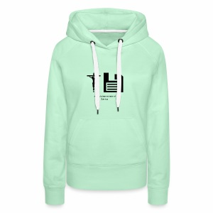 The icons of saving - Frauen Premium Hoodie