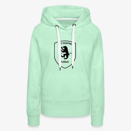 TSV Grafing Fussball Baer - Frauen Premium Hoodie