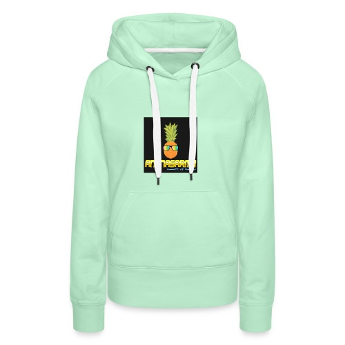 114876856 143750411 AnanasYT - Frauen Premium Hoodie