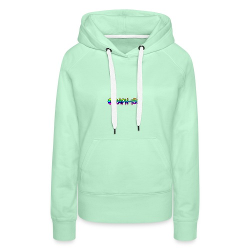 graphi5s merch - Women's Premium Hoodie