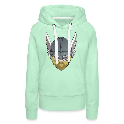 Viking - Dame Premium hættetrøje