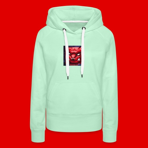 Team redBEAR Official Shirt - Premiumluvtröja dam