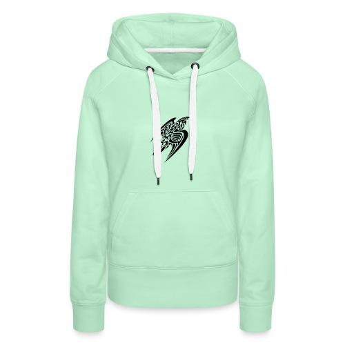 Falcon - Sweat-shirt à capuche Premium pour femmes