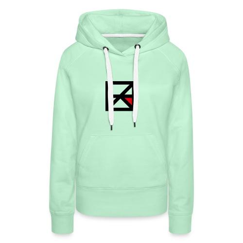 ZERO Beeldmerk png video - Vrouwen Premium hoodie