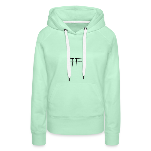 FF legacy - Sweat-shirt à capuche Premium pour femmes