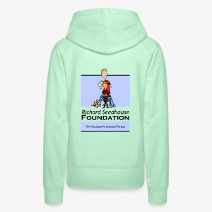Richard Seedhouse Foundation - Women's Premium Hoodie