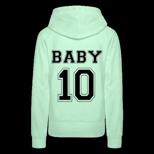BABY 10 - Black Edition - Frauen Premium Hoodie