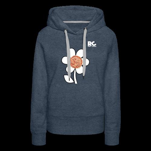 Pizzaflower Edition - Frauen Premium Hoodie
