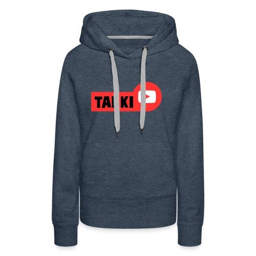 Tarki - Sweat-shirt à capuche Premium pour femmes