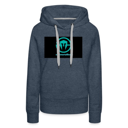 xxImmortalScope throwback - Women's Premium Hoodie
