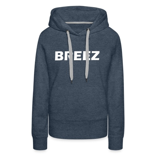 Breez Identity I - Dame Premium hættetrøje