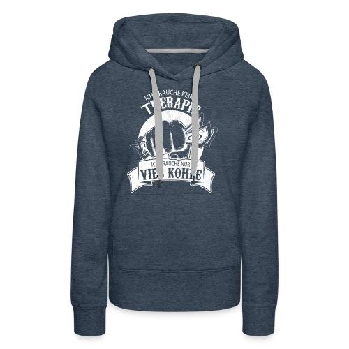 Geiz T-Shirt - Frauen Premium Hoodie