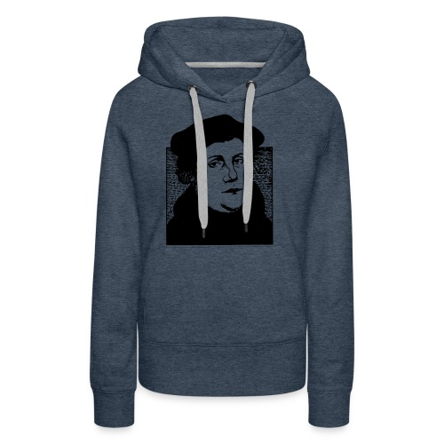 Plain Luther - Women's Premium Hoodie
