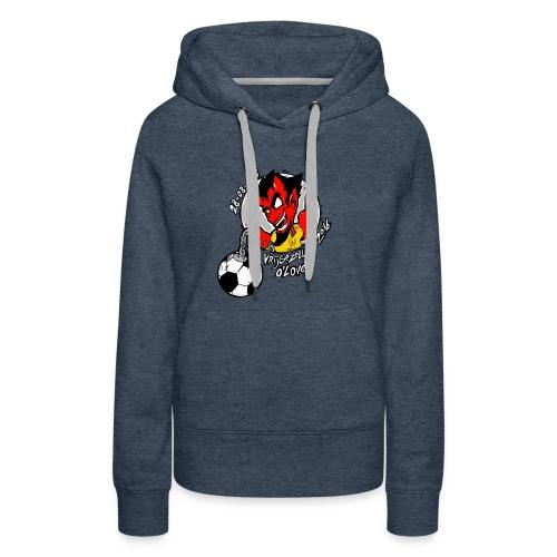 ontwerp_vrijgezellen3 - Vrouwen Premium hoodie