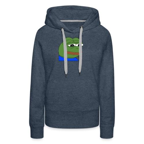 Pepe clothes - Vrouwen Premium hoodie