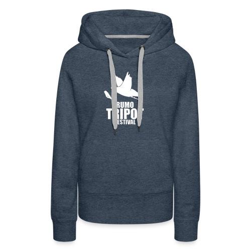 Rumo Tripot Dead Goose Logo - Frauen Premium Hoodie