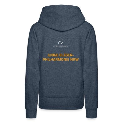 JBP - Frauen Premium Hoodie