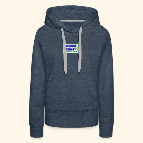 The nostalgia station - Women's Premium Hoodie
