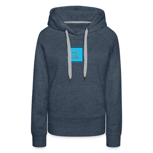 HoeDan Merchandise - Vrouwen Premium hoodie