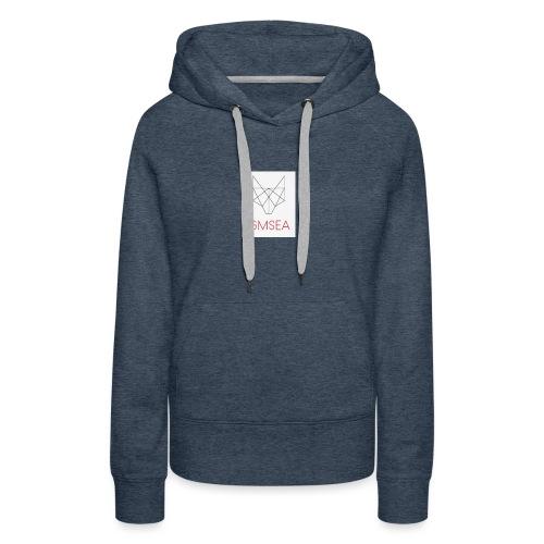 gmsea2 - Sweat-shirt à capuche Premium pour femmes