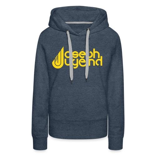 logo_jujo_2016 - Frauen Premium Hoodie