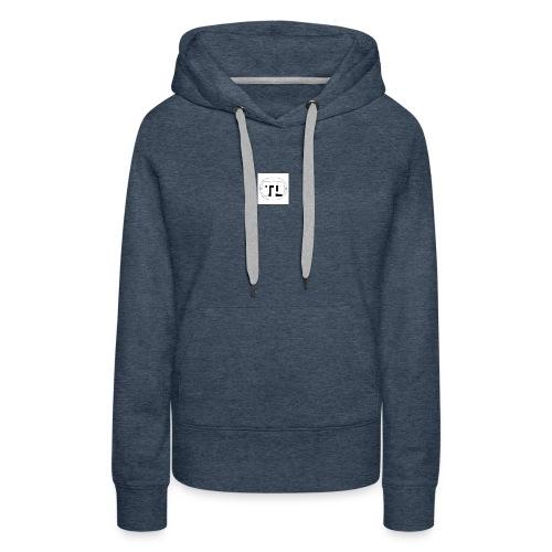tl logo - Women's Premium Hoodie