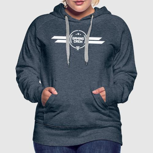 Gaming Crew - Frauen Premium Hoodie