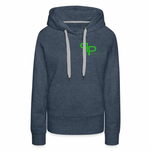 groen png - Vrouwen Premium hoodie