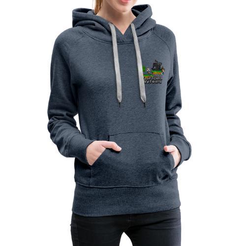Old Logo - Island - Women's Premium Hoodie
