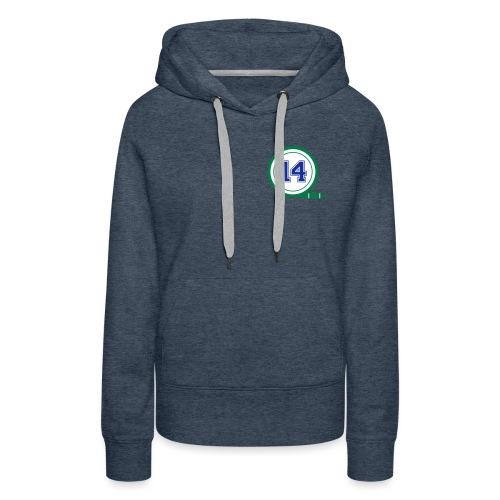 D14 Alt Logo - Women's Premium Hoodie