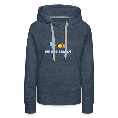 We Are Family - Boy - Frauen Premium Hoodie