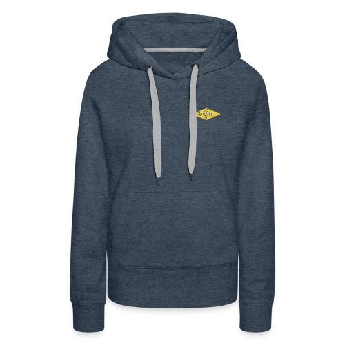 GoLDen - Sweat-shirt à capuche Premium pour femmes