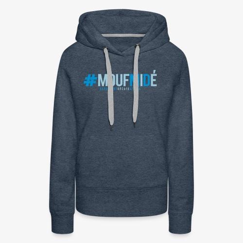 mouf2 - Sweat-shirt à capuche Premium pour femmes
