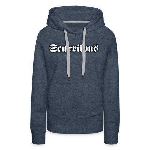 Scurrilous Season 2 - Women's Premium Hoodie