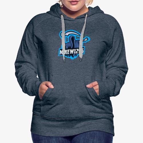 MikeW1295 Grim Logo - Women's Premium Hoodie