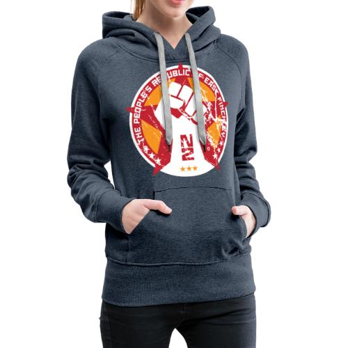 The people's republic of East Finchley - Women's Premium Hoodie
