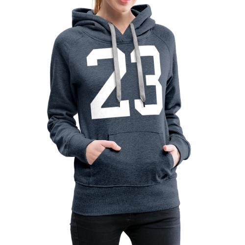 23 VISUR Stefan - Frauen Premium Hoodie