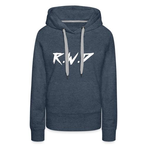 R.W.D Original - Women's Premium Hoodie