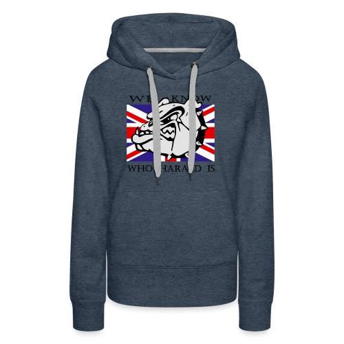 ! LONDON STYLE ! - Frauen Premium Hoodie