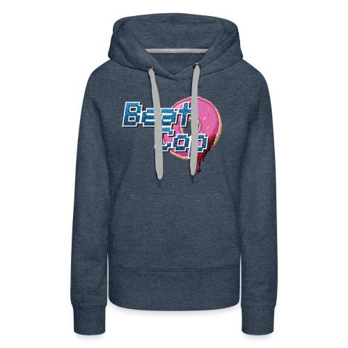 Logo_BeatCop - Women's Premium Hoodie